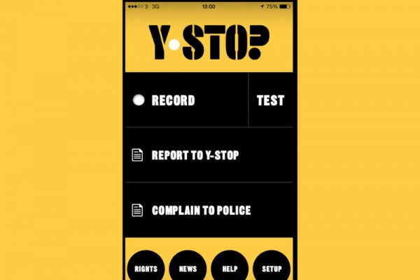 Filming in Paris – Stop & Search App France