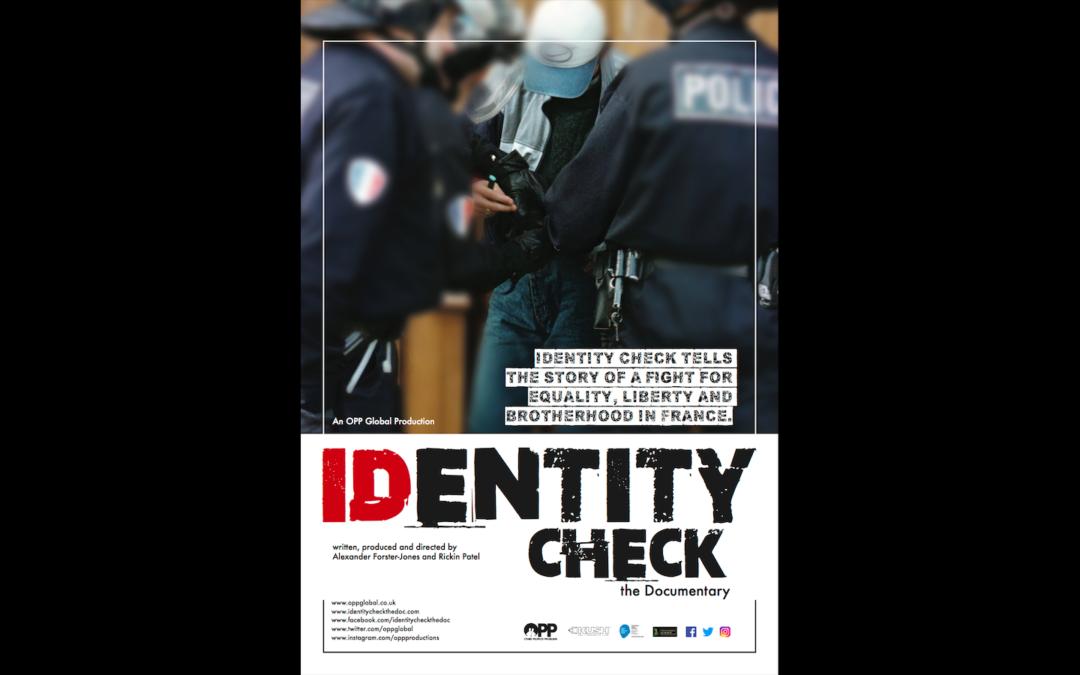 Contrôle d'Identité – Identity Check